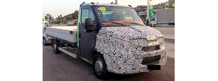 Iveco Daily teherautó bérlés