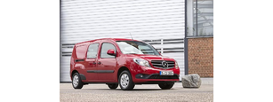 Mercedes Citan teherautó bérlés