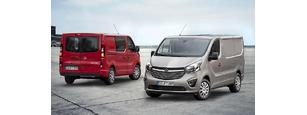 Renault Traffc bérlés, Opel Vivaro bérlés