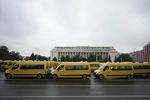 Gyermekszállítás kisbusszal - iskolabusz