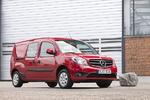 Mercedes Citan kisteherautó 2014